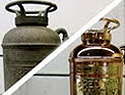 Refinishing of Hardware & Collectables: Vintage Fire Extinguisher Project